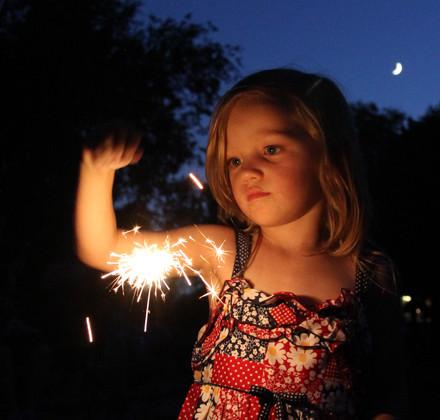 Meg-sparkler