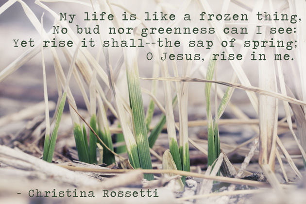 rossetti poem