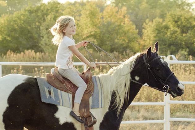 horseback lessons 2 big smile-2
